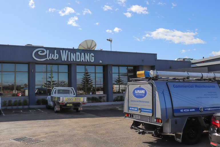 Club Windang Refurbishment